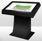 "40"" Freestanding Multi Touch Kiosk"